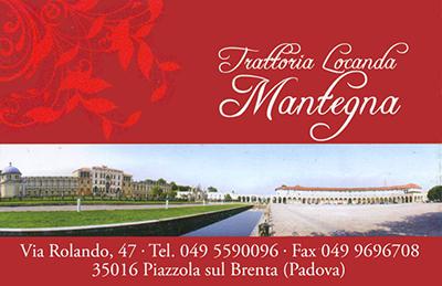 Trattoria Locanda Mantegna